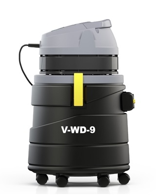 1244345 V-WD-9 9 Gallon Wet/Dry Vacuum