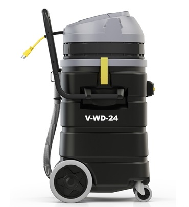 1245656 V-WD-24 24 Gallon Wet/Dry Vacuum