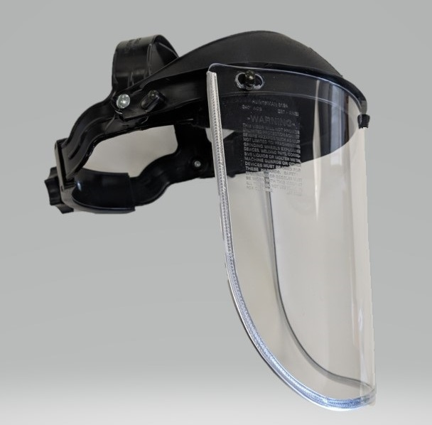 Clear Face Shield with Headgear | 138-14382