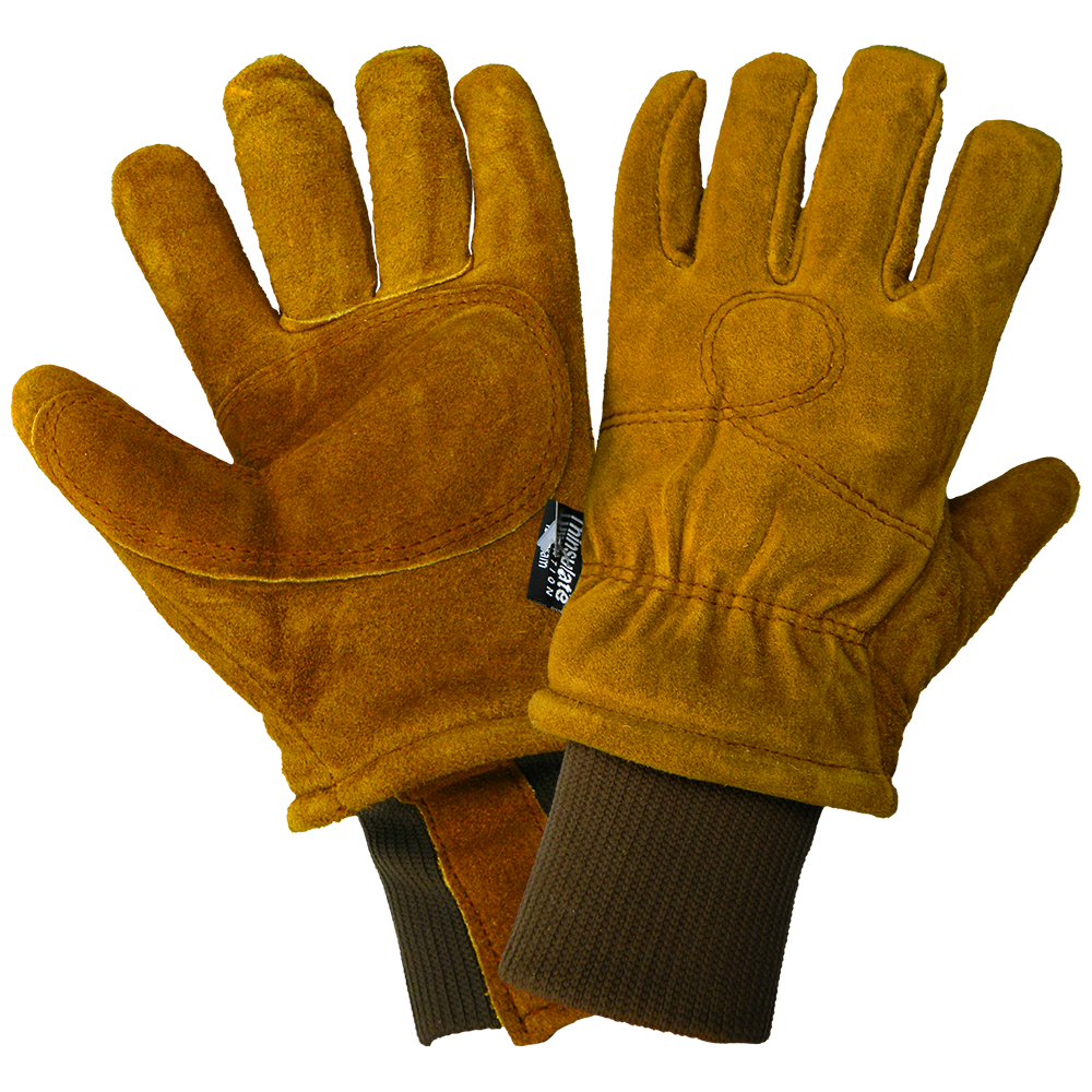 Cowhide Leather Freezer Gloves | Pack of 12 | 524
