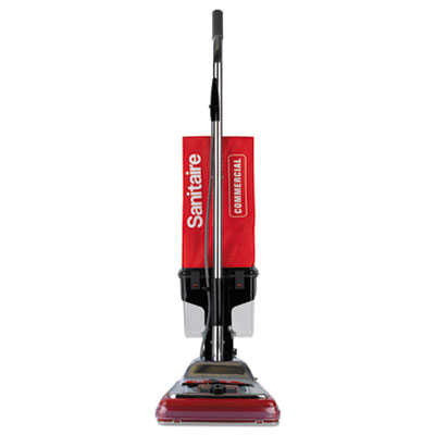 EUR887D Sanitaire Upright Vacuum with Dust Cup