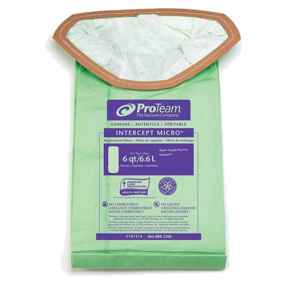 PK12 Tennant Papier sacs aspirateur 9007784