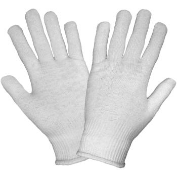 Cold Keep Thermal Gloves | White | Pack of 12 | S13WT