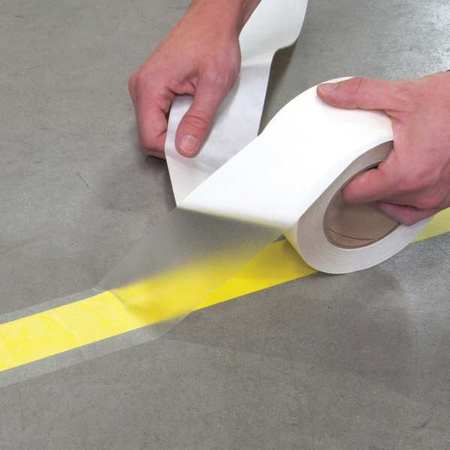 FTL400 Clear Floor Tape Protectant 4